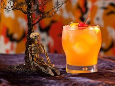 Zombie Cocktail from CookingChannelTV.com