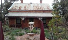Old miners Cottage in Rutherglen Victoria