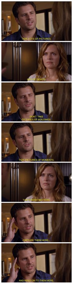 Psych. Possibly the best quote from this show.