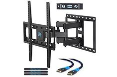 This doesn't mean come quickly, you need fantastic TV Wall mount brackets. Best Tv Wall Mount, Tv Wall Mount Bracket, Wall Mounted Tv, Swivel Tv Stand, Plasma Tv, Home Movies, Flat Screen, Wall Decor, Led