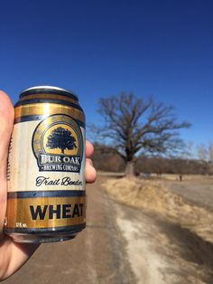 Bur Oak Brewing -  January and 50 degrees? Where are you enjoying your Bur Oak beer today? Let us know.
