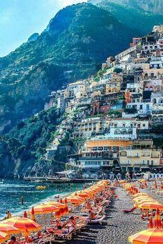 Positino Italy