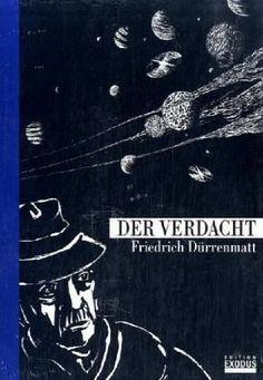 Der Verdacht (Comic) - Dürrenmatt, Friedrich Thriller, Comics, Movie Posters, Porto, Film Poster, Cartoons, Comic, Billboard, Comics And Cartoons