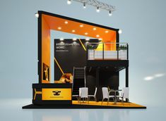 "Design of exhibition stand for company ""BSW - Byelorussian Steel Works"" (БМЗ - Белорусский металлургический завод)"