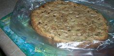Crock Pot Chocolate Chip BIG Cookie