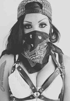 Female Gangsta