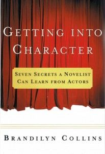 Getting Into Character - a book that helped RN author Jocelyn Green get ready to write fiction!