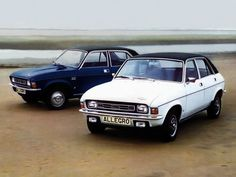 Austin Allegro  1973-1982   642,340 built and 291 remaining in the UK, for a total of 0.0453% left