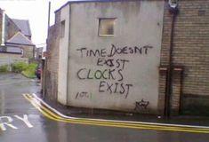 ...Clocks Exist.
