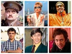 Image result for comedy characters