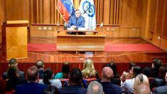Nuevo balance de Gestión es presentado por el Fiscal Tarek William Saab #TarekWilliamSaab #FiscalGeneral Basketball Court, Roman Law, News, Management