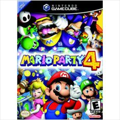 Mario Party 4 - Nintendo Gamecube Game for only £14.99