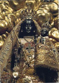Black Madonna of Einsiedeln