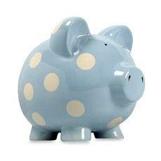 huge piggy bank.