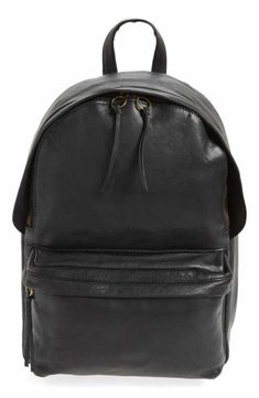 Madewell Lorimer Leather Backpack Stylish Backpacks 5cf4d80fbfbaa