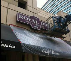 Royal Pig restaurant, Fort Lauderdale, FL