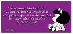 Imagenes de mafalda con frases