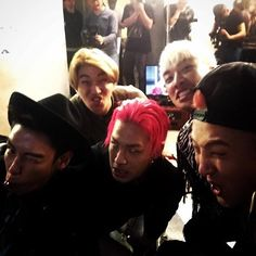 Lol never reserve to show the ugly faces bigbang Daesung, Gd Bigbang, Bigbang G Dragon, G Dragon Instagram, Gd And Top, Fandom, Choi Seung Hyun, Eunhyuk, Big Love