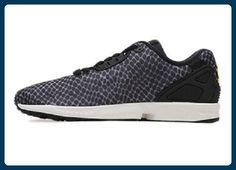 e1d0a6f73b81 Adidas Torsion ZX Flux DECON Deconstructed B23724 Sneaker  schwarz grau weiß