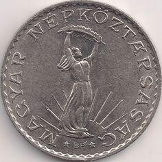 Motivseite: Münze-Europa-Mitteleuropa-Ungarn-Forint-10.00-1971-1982