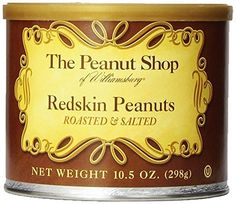 ** Special discounts just for this time only : The Peanut Shop of Williamsburg Redskin Peanuts, 10.5 oz. - 3 PACK! at baking desserts recipes.