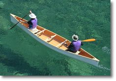 Green Valley Canoe. Canoe Plans, Kayak Plans, Boat Plans, Stitch-and-Glue Boat Plans For Sale