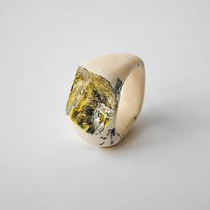 ALLEGORY_2D #art_jewelry #ring #contemporary_jewelry