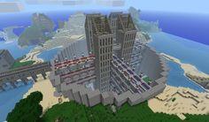 minecraft homes | minecraft, house, water, cubes