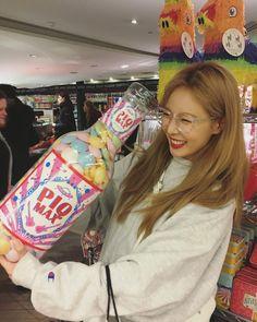 ♡ ྀ hyuna Kpop Girl Groups, Kpop Girls, Hyuna Triple H, Korean Girl, Asian Girl, Rapper, Hyuna Kim, E Dawn, K Pop Star