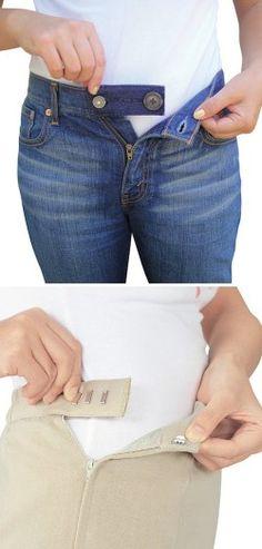Astuce élargir son jeans