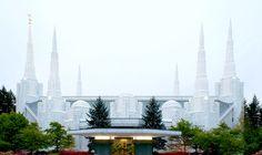 Portland Oregon Temple in Lake Oswego, OR