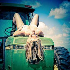 Country boudoir photoshoot. Shane would DIE. Pahaha I could make a calendar. Oh lord.: Farm, Boudoir Photography, Boudoir Ideas, Country Boudoir, Wedding, Country Girls, Photographer, Boudoir Photoshoot