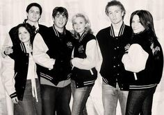 Cast of One Tree Hill, although I'm okay with who they ended up with....these were the best pairs!!!!