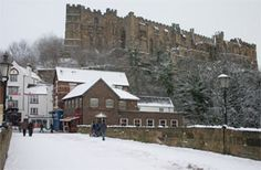 View of Durham Castle from Framwelgate Bridge Durham Castle, Durham City, St Johns College, Northern England, North East England, Little Island, Sunderland, Local History, Homeland