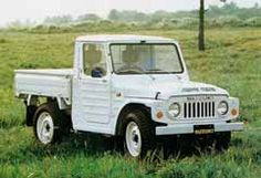 Suzuki LJ 80 ARG 4x4 SWB Pick Up.