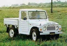 Suzuki LJ 80 ARG 4x4 SWB Pick Up.