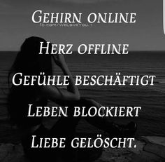 Glaub ich auch manchmal :/ Girl Quotes, Sad Quotes, Bye Bye Love, Deep Talks, Yes Man, True Words, Talk To Me, Self Help, Life Lessons
