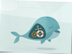 by @Jessica Yeo  What items might you find inside a whale and why?
