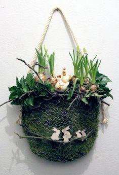 Bloemschikken Rosalie: Bloemschikken Voorjaar & Pasen 2016 - Kijkdag