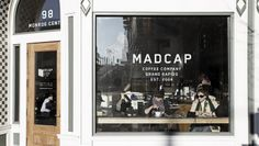 Mad Cap Coffee Company | Grand Rapids, Michigan