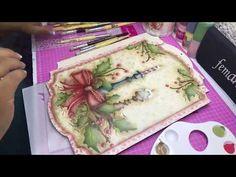 Hermosa Anita/'s Metalizado Decoupage IDEAL PARA TARJETAS O MANUALIDADES-Dusky Rose