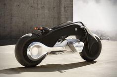 BMW Motorrad Vision Next 100 Concept Motorcycle 2