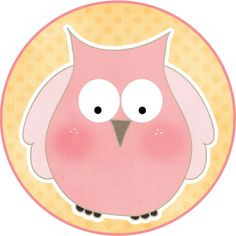 MAKE YOUR OWN CUTE DECORATION - Funny Owls #5