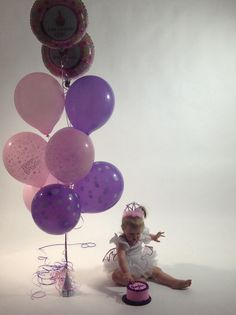 Pink 1st Birthday 1derful Party Hat Kids Zone Brand New