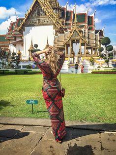 Templos - Tailândia #travel #trip #tailândia #temple #laylamonteiro