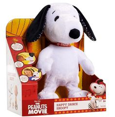 Happy Dance Snoopy $24.99 + Free Shipping