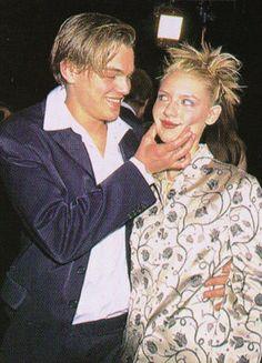 Leonardo DiCaprio and Claire Danes ~ 1996