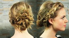 How To Do Ancient Greek Hair (Styling Your Hair)