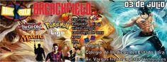 BreackField 2016 - Barquisimeto, Lara, Venezuela, 3 de Julio 2016 ~ Kagi Nippon He ~ Anime Nippon-Jin