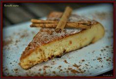 La tarta de queso más tradicional y de sabor más suave: quesada